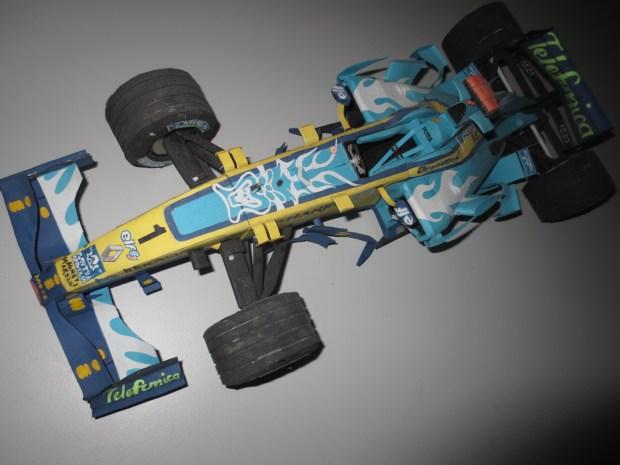 Renault R25 from Paul Bischof's Blog