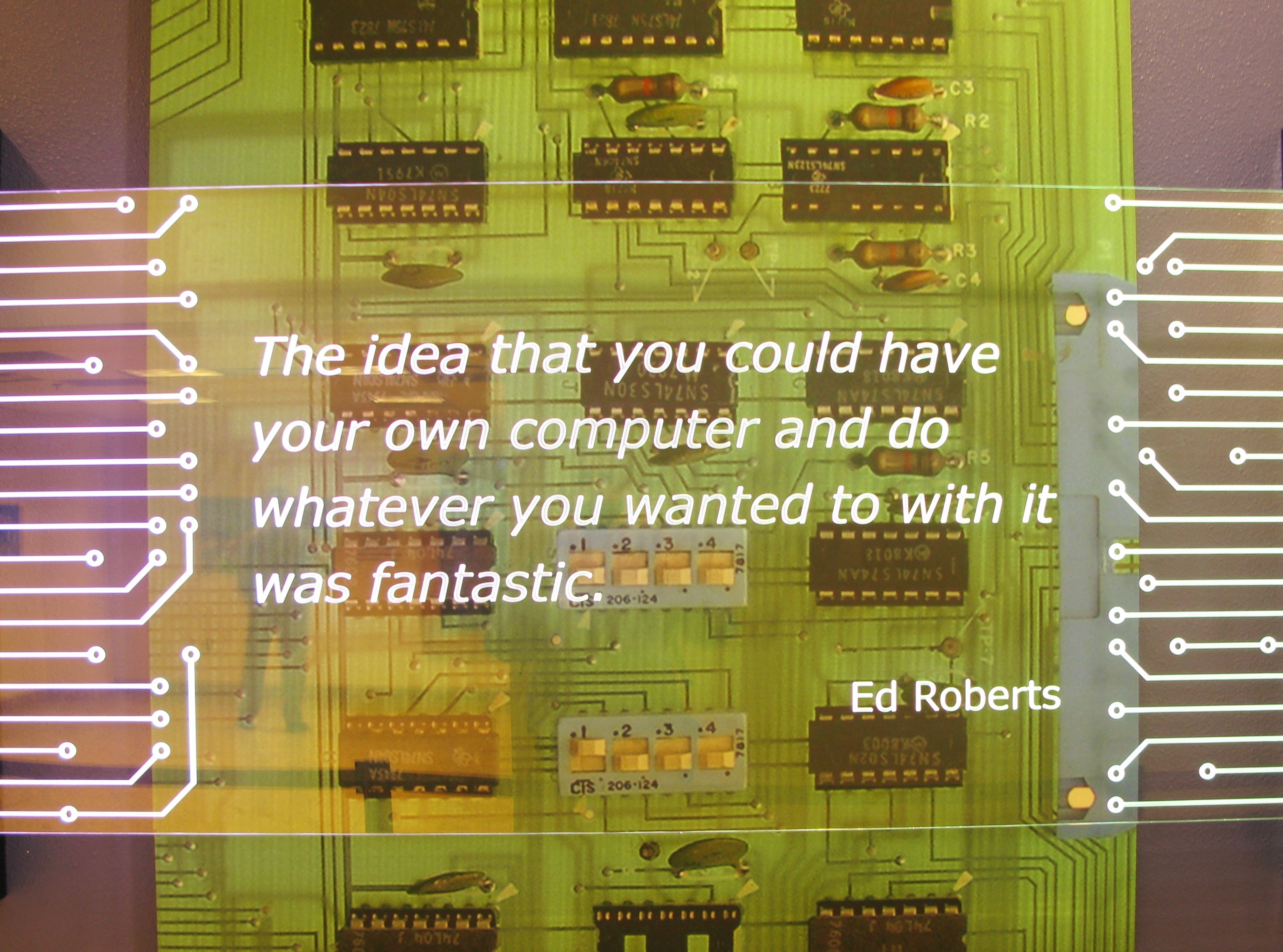The Kit That Launched the Tech Revolution | Make: