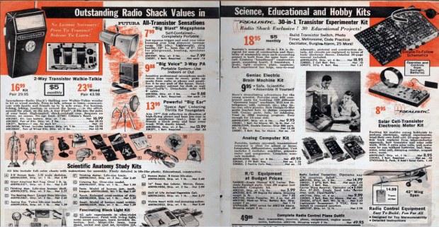 1963-Radio-Shack-ad