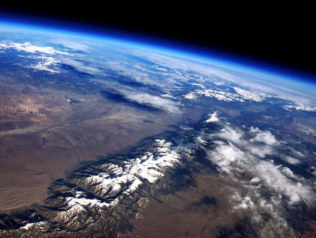 "The winner of ""Best Picture"" from the 2014 competition went to John Flaig, who captured this incredible footage over Colorado USA."