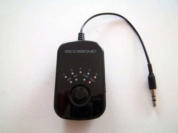Squirrel-Baffle Spy Microphone