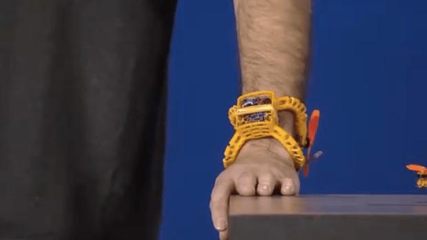 nixie drone wrist worn