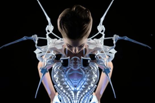 spider dress 2