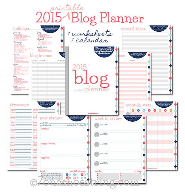 7onashoestring_printable_blog_planner