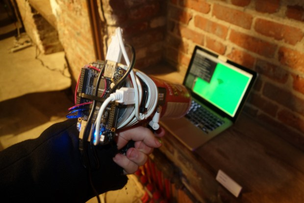 WiFi Taser by Max Henstell