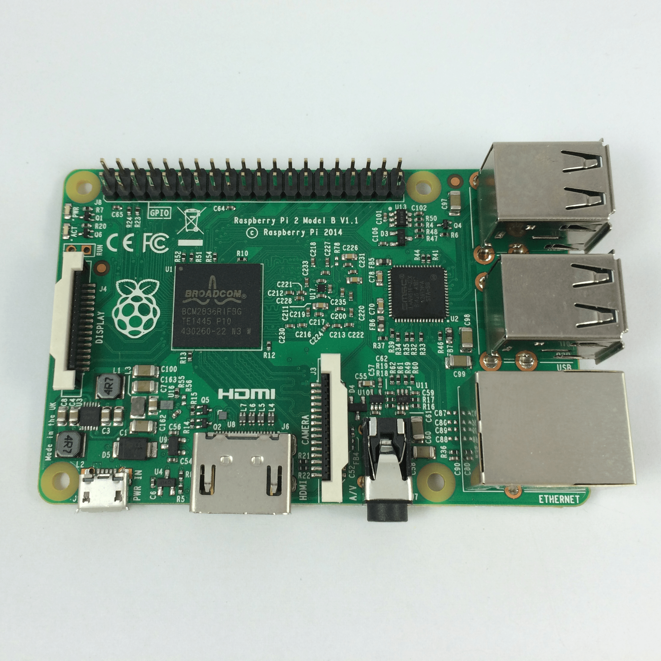 Microsoft Announces Windows Support for the Raspberry Pi 2