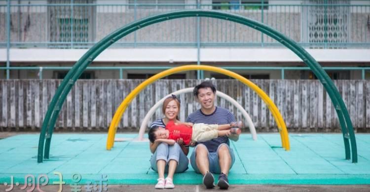 【探遊舊屋村】影相必到南山邨.彩虹橋x巨型飛行棋 – 媽媽經 專屬於媽媽的網站