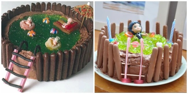 The Best Cakes From Aww Birthday Cake Book