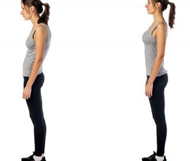 Posture While Standing