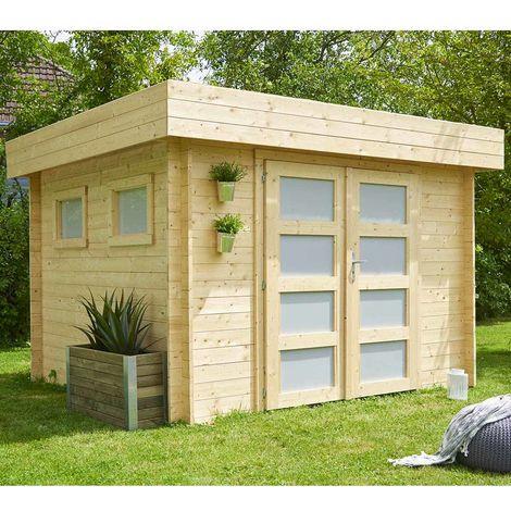 abri jardin bois 5m2 a prix mini