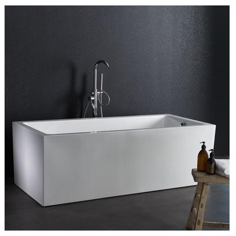 baignoire ilot 180x80 a prix mini
