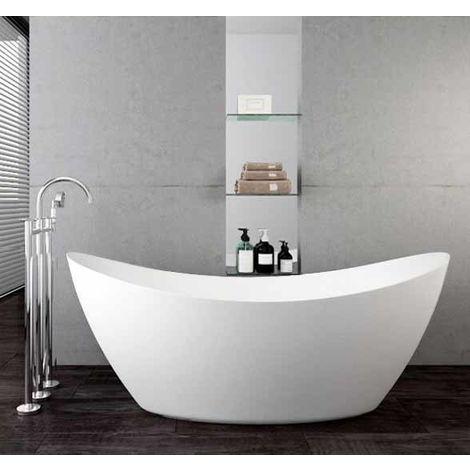 baignoire fibre de verre ou acrylique