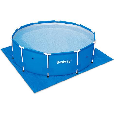 tapis de sol pour piscine 366 enredada