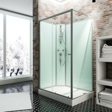 cabine douche integrale 80 x 80 a prix mini