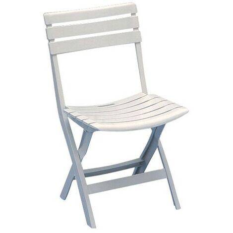 chaise pliante plastique a prix mini