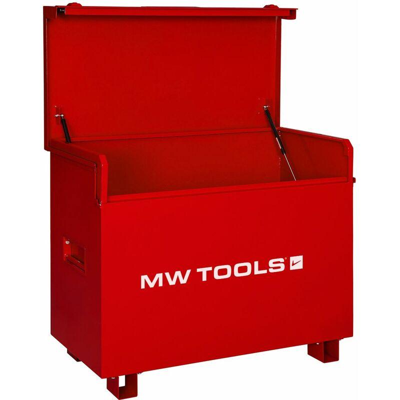 coffre de chantier metallique 589 l mw tools mwb545