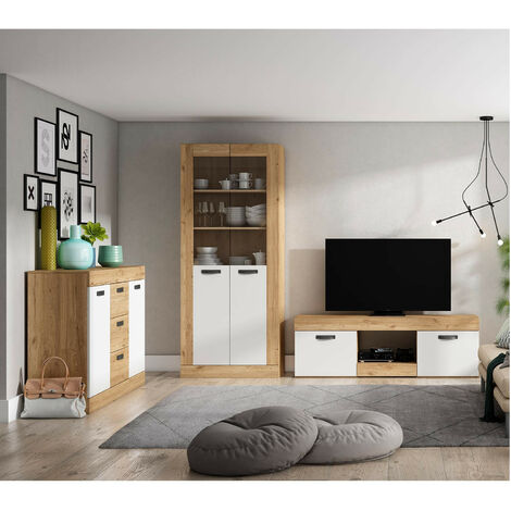 meuble tv 150 cm a prix mini