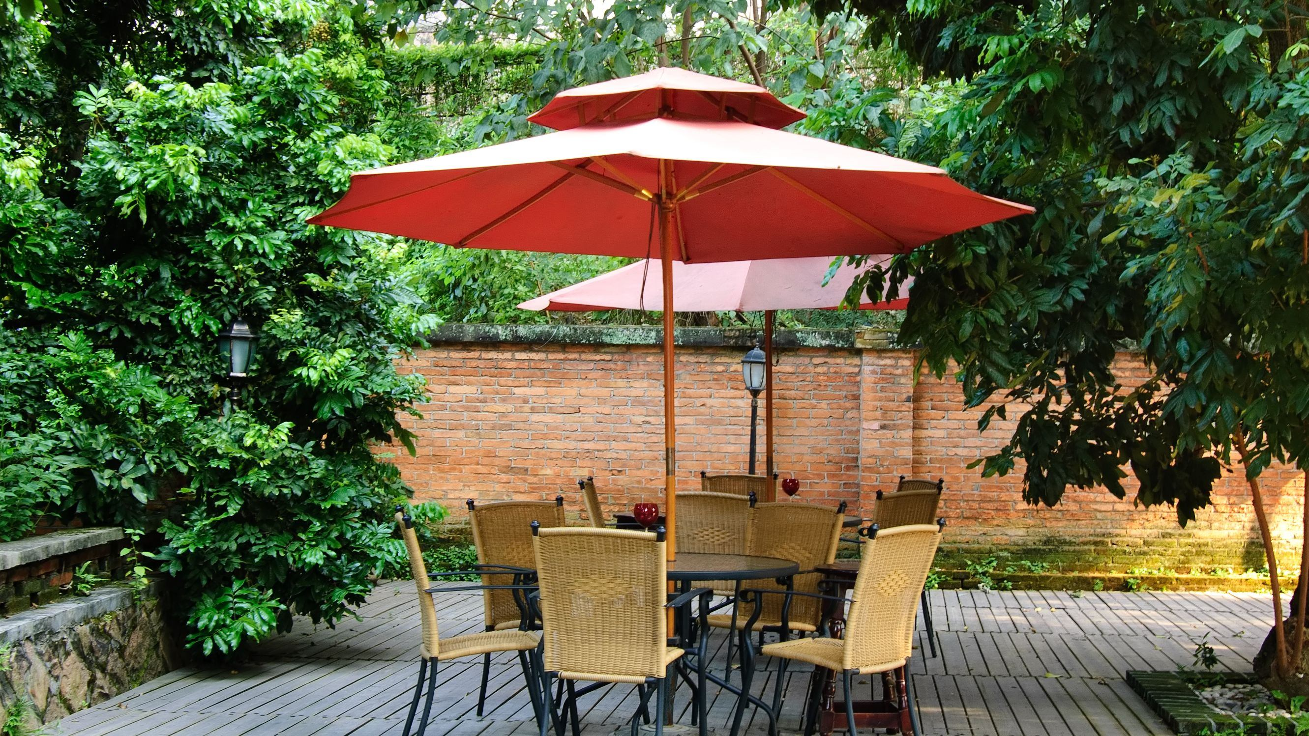 parasol ou tonnelle que choisir pour