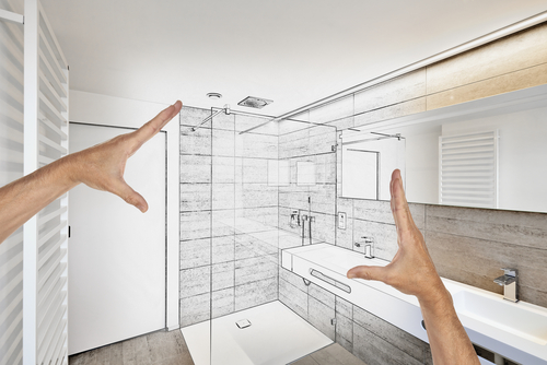 comment installer un receveur de douche