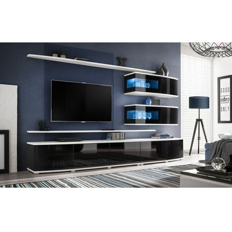 meuble tv 170 cm a prix mini