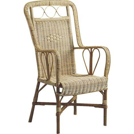 fauteuil osier a prix mini