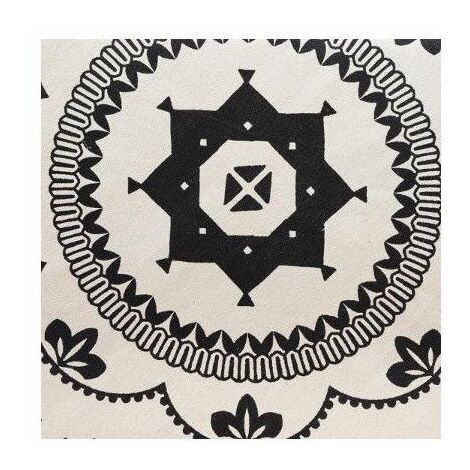 tapis rond nomade d 120 cm