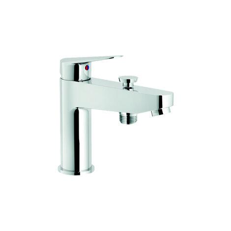 mitigeur bain douche monotrou ancoflash chrome