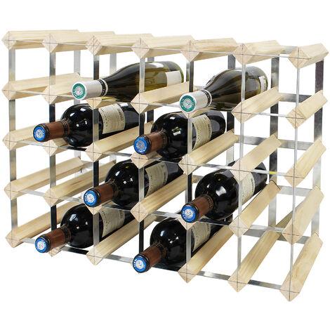 vin range bouteilles 30 bottles 61