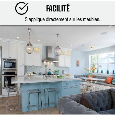 peinture meuble cuisine stratifie melamine epoxy arcane industries ral 1019 beige gris kit 1 kg jusqu a 12m pour 2 couches