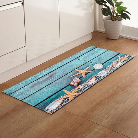 120cm plage tapis de sol pour salle de