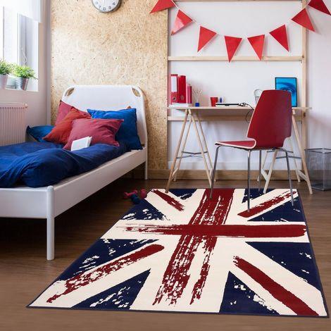 60x110 un amour de tapis tapis chambre enfant moderne design tapis chambre bebe fille garcon ado tapis rouge