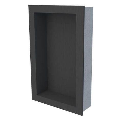 niche en eps prete a carreler 300 x 510 mm pour hammam salle de bain et tous milieux humides