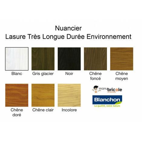 lasure 5l chene dore tres longue duree environnement blanchon
