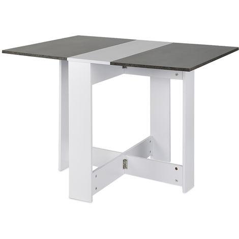 table a manger pliable station de travail pour cuisine salle a manger