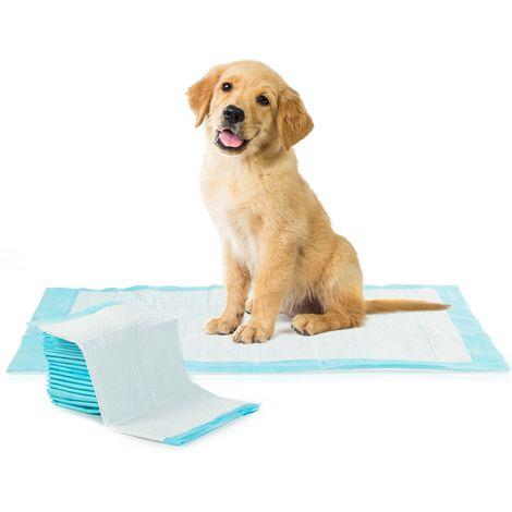 lot de 100 tapis educateurs pour chiens