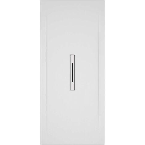 receveur de douche extra plat blanc polaire 70x100 cm collection c i antiderapant et pose rapide
