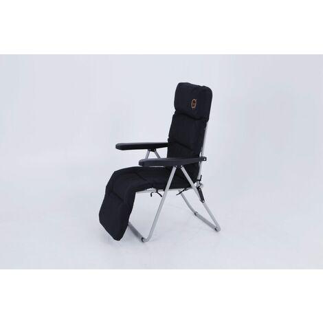 fauteuil relax confort structure pliable et matelassee