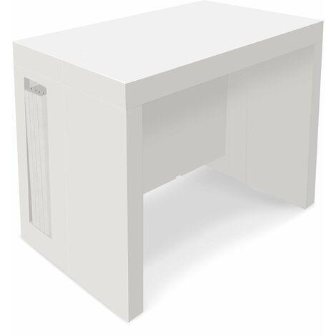 table console extensible avec rallonges