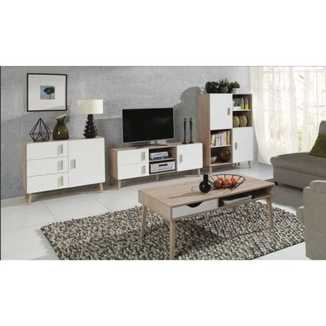 meuble tv table basse petit buffet