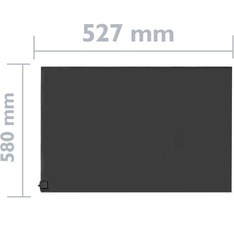 primematik tapis chauffant thermique pour plantes reptile terrarium semis et hydroponique 527x508mm 45w