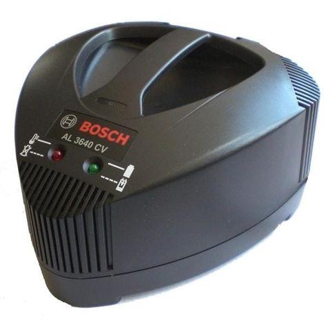 Chargeur De Batteries Bosch Original Al3640cv 36v Li Ion