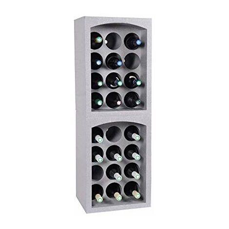 casier polystyrene 12 bouteilles eda