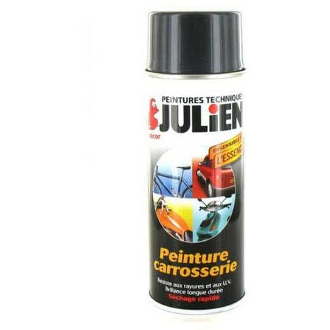 Peinture Aerosol Julien Carrosserie Gris Titanium 400ml Gris 233681