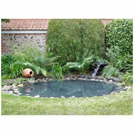 comment installer un bassin de jardin