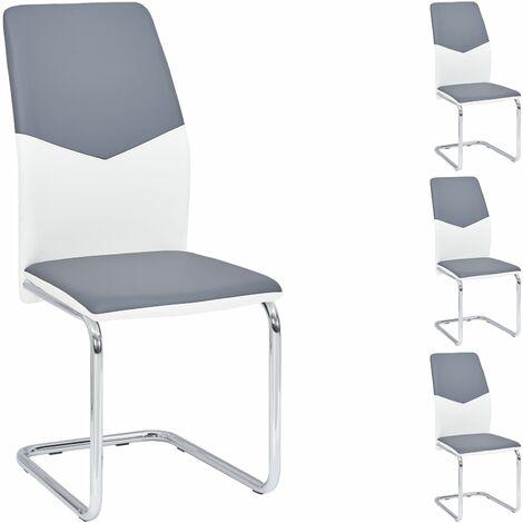 lot de 4 chaises salle a manger a prix mini