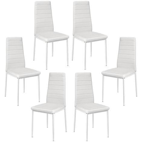 lot de 6 chaises salle a manger a prix mini