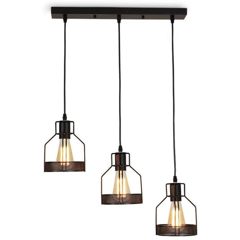 lightess luminaire suspension vintage