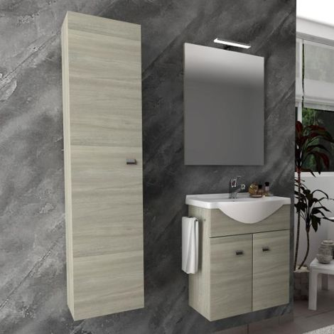 meuble salle de bain 55 cm a prix mini