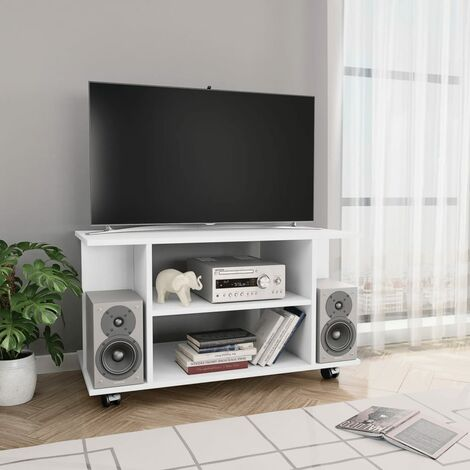meuble tv a roulette a prix mini