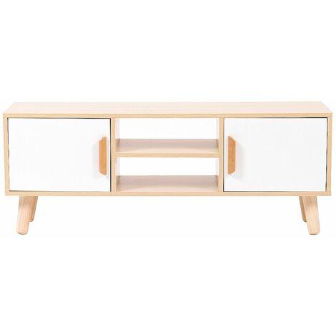 meuble tv scandinave a prix mini